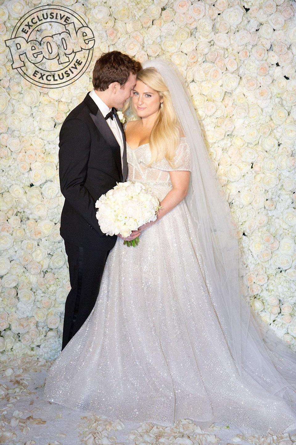 Meghan Trainor Is Pregnant! Singer and Husband Daryl Sabara Expecting First Child: 'Beyond Happy'