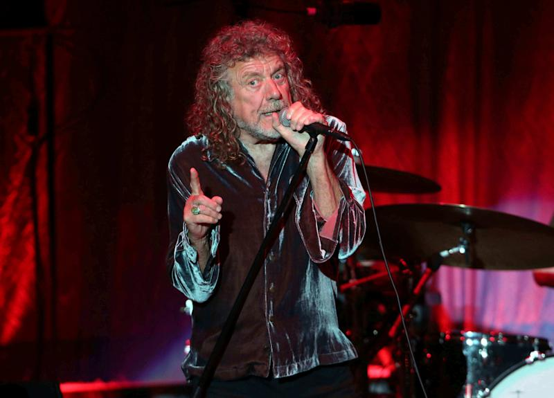 Robert Plant Allows Indie Film 'The Friend' to Use Led