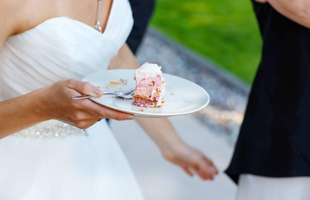"<p>The best thing about baking your own wedding cake is that you aren't limited by the offerings of a bakery. Whether you're crazy for <a href=""http://www.thedailymeal.com/15-best-chocolate-cake-recipes/110613""><b>chocolate fudge</b></a>, want to keep it light with a <a href=""http://www.thedailymeal.com/lemon-cake-recipe""><b>lemon cake</b></a>, or you want to go crazy with a <a href=""http://www.thedailymeal.com/recipes/matcha-cake-black-sesame-buttercream-recipe""><b>matcha and black sesame cake</b></a>, the choice is yours and yours alone.</p>"