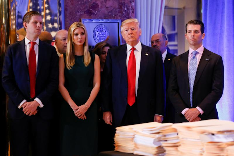 The New York State Department of Taxation and Finance is reportedly investigating the Trump Foundation: REUTERS
