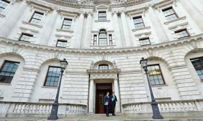 Budget Deficit Drops By 6% In Last Year