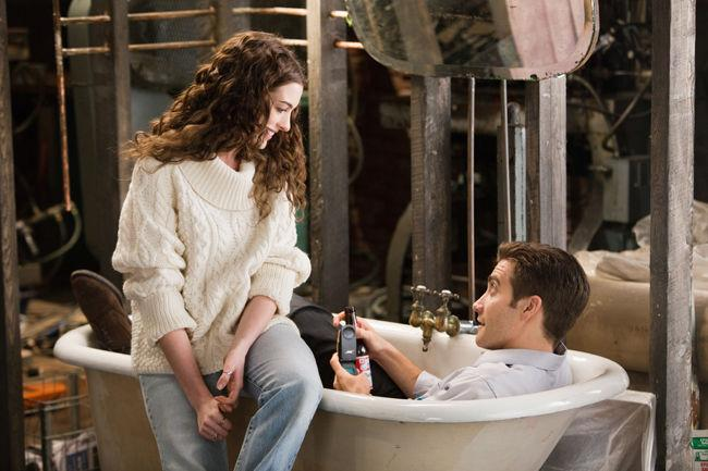 <p>Starring Jake Gyllenhaal and Anne Hathaway</p>