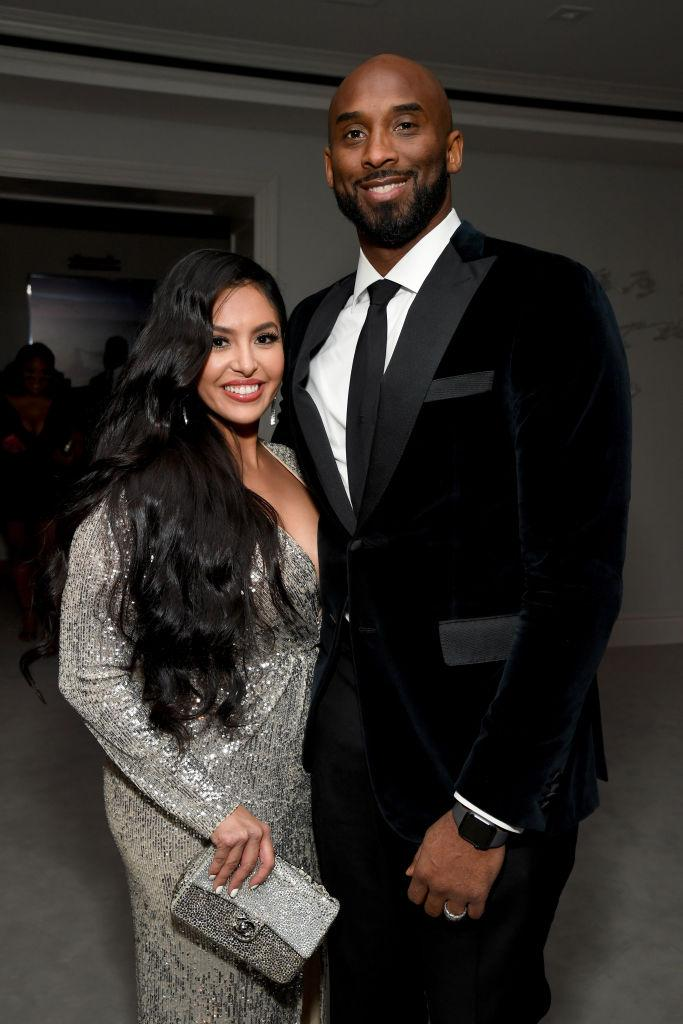 Vanessa Bryant has shared her heartbreak following the death of husband Kobe. They're pictured here on Dec. 14, 2019. (Photo: Kevin Mazur/Getty Images for Sean Combs)