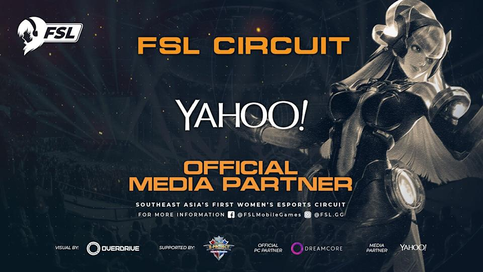 Yahoo is an official media partner for the upcoming FSL circuits.