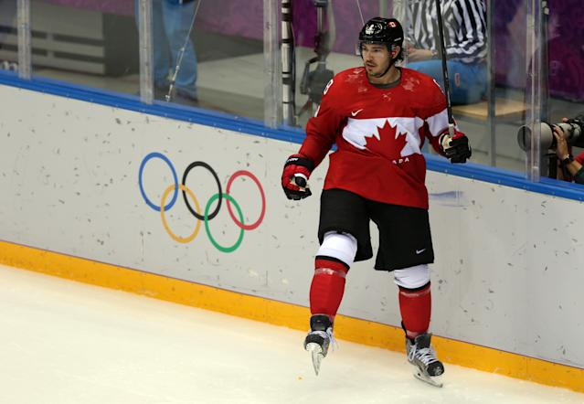 If it's the Olympics, then it's Drew Doughty Time