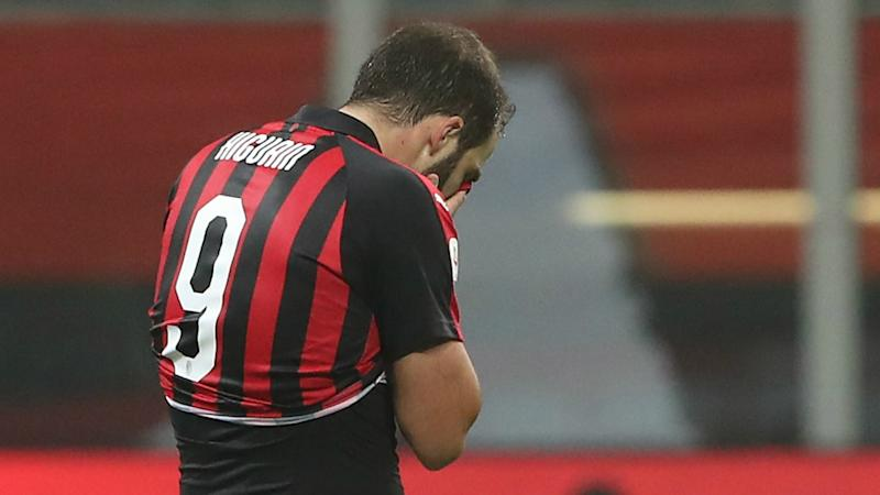 'I've learnt from my mistake against Juve' - Higuain is ready to redsicover his best form at AC Milan