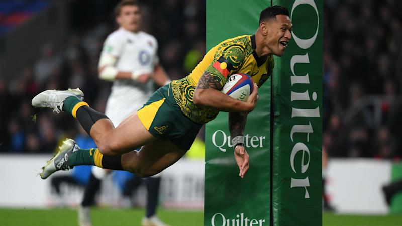 Folau commits to Wallabies by signing new deal