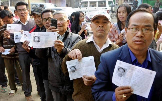 Manipur Assembly election: Polling for first phase ends, more than 80 per cent polling recorded