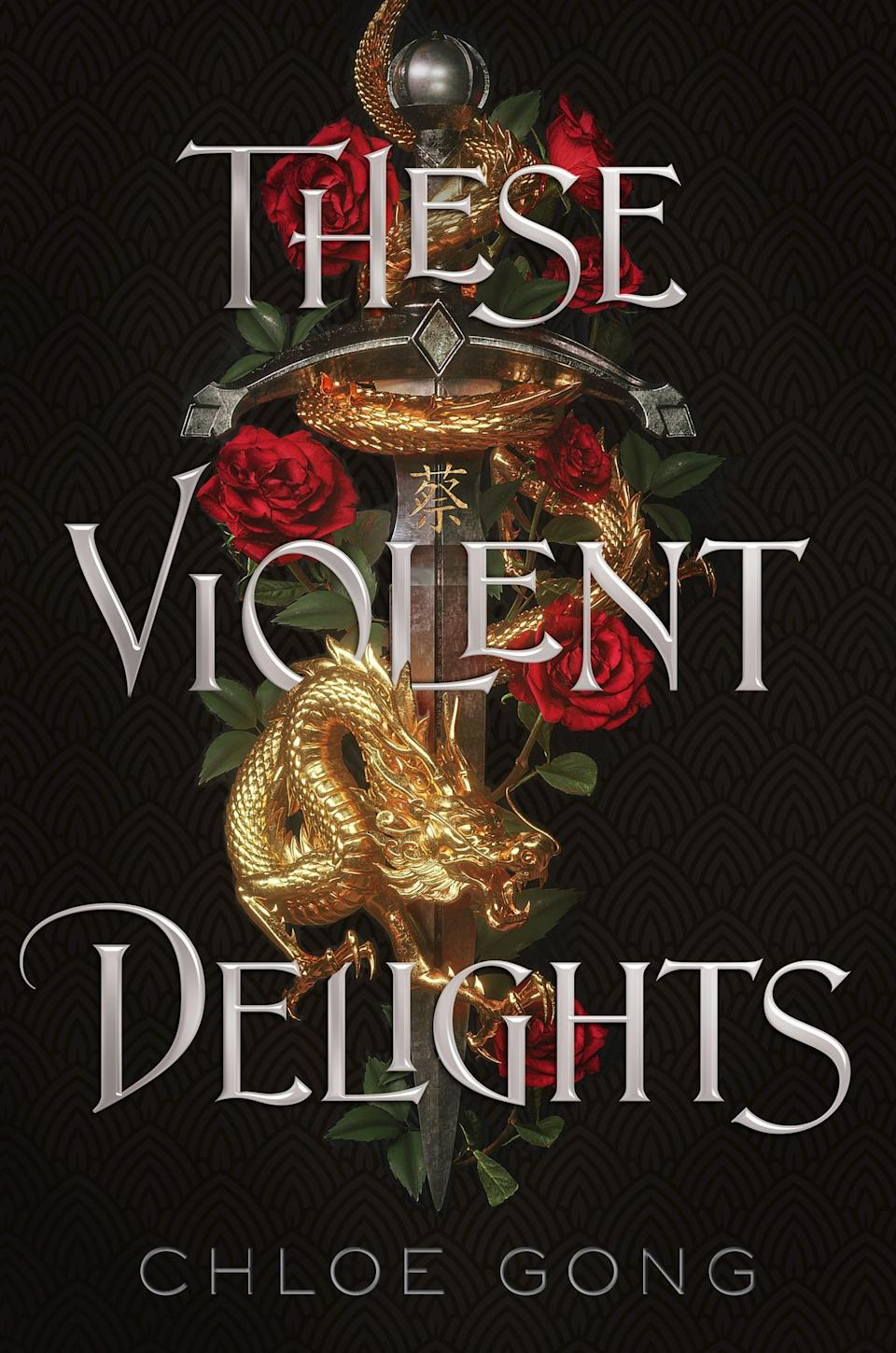 <p>Stylish and engrossing, <span><strong>These Violent Delights</strong></span> by Chloe Gong transports readers to 1920s Shanghai for a supernatural-tinged retelling of <strong>Romeo and Juliet</strong>. Former flapper Juliette Cai returns home to assume her role as the rightful leader of the Scarlet Gang only to find herself on a bloody collision course with Roma Montagov, her first love and the leader of rival gang the White Flowers. </p> <p><em>Out Nov. 17</em></p>