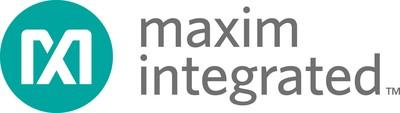 Logo for Maxim Integrated Products Inc. (PRNewsfoto/Maxim Integrated)