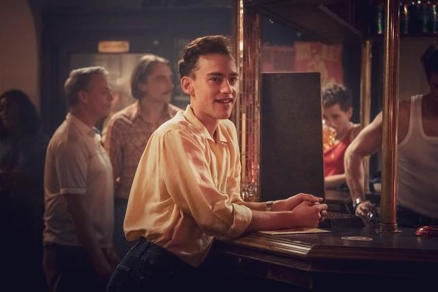 """Olly Alexander plays Ritchie, a young gay man in Margaret Thatcher's Britain, in Russell T Davies' """"It's a Sin."""""""