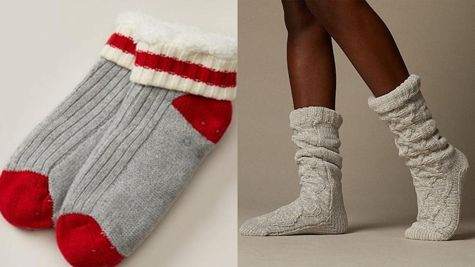 Best gifts for book lovers: Reading socks
