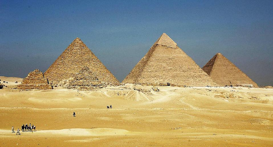 Who Built Ancient Egypt's Great Pyramid? Hidden Text Holds Clues to Thousand-Year-Old Mystery