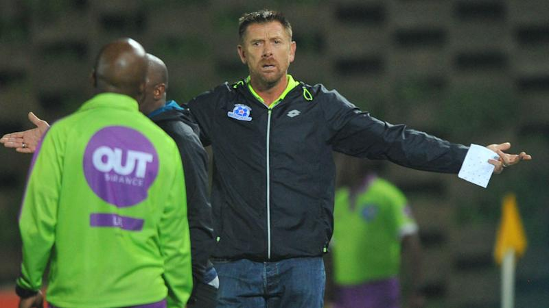 Eric Tinkler on the difficulty of replacing Orlando Pirates duo Siphesihle Ndlovu and Fortune Makaringe