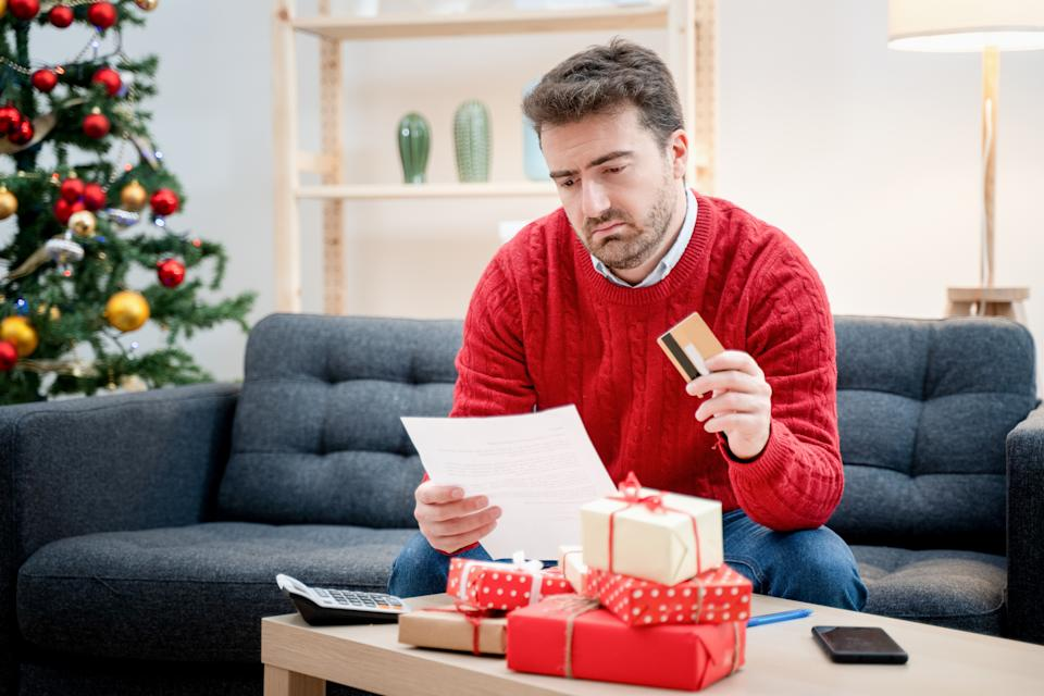 Pandemic has created anxiety around Christmas spending, according to a survey. Photo: Getty