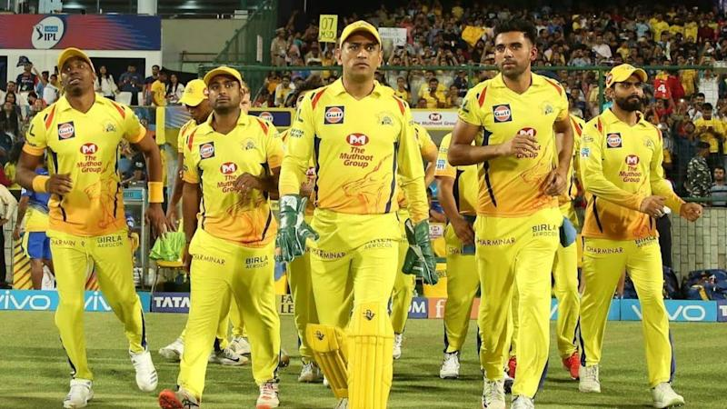 IPL 2020: Members of CSK contingent test positive for COVID-19
