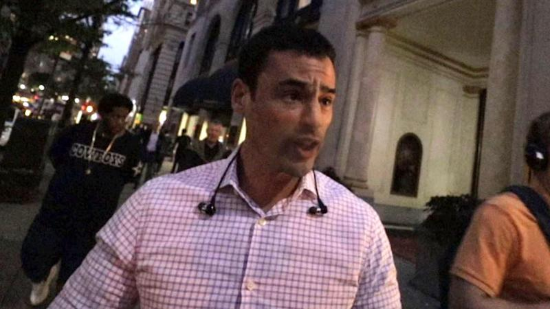 Unearthed Video Shows New York Attorney Aaron Shlossberg Is No Stranger to Racist Rants