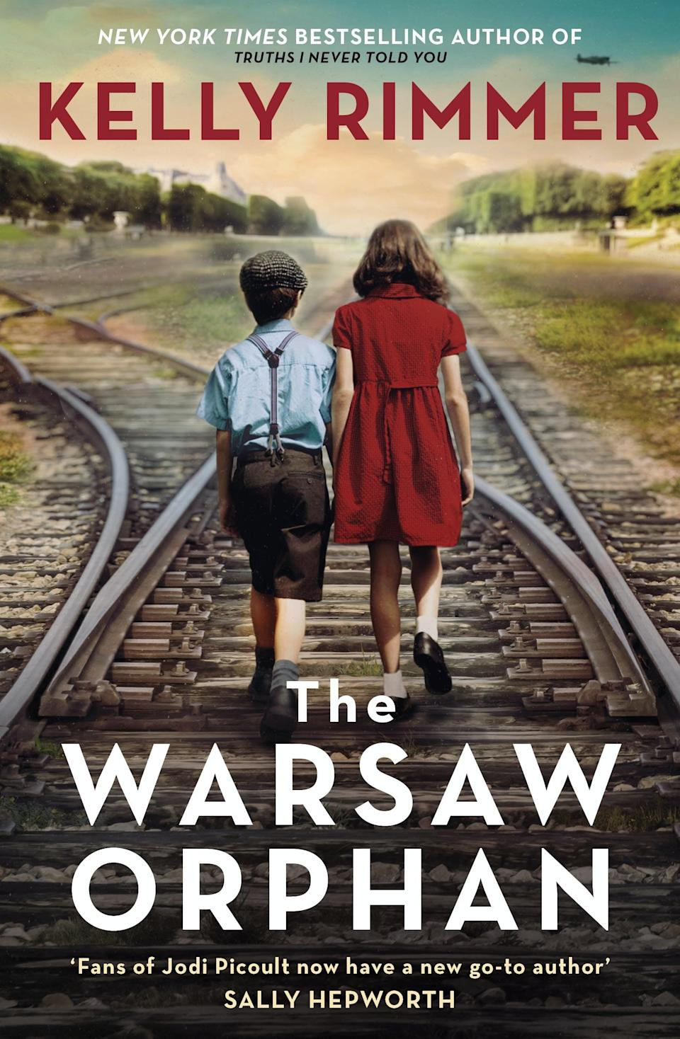 <p>Inspired by a true story, <span><strong>The Warsaw Orphan</strong></span> by Kelly Rimmer is an epic historical novel set in 1942 Warsaw. It's there that Elzbieta Rabinek is desperately trying to hide her true identity to avoid the attention of the Germans. However, when faced with atrocities beyond the walls of her home, she has no choice but to wade into the growing conflict. </p> <p><em>Out June 1</em></p>