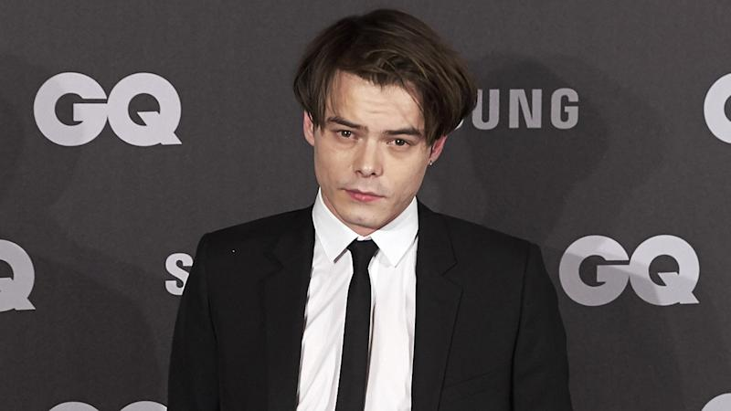 'Stranger Things' Star Charlie Heaton Opens Up About Alleged Cocaine Possession: 'Everything Happened So Fast'