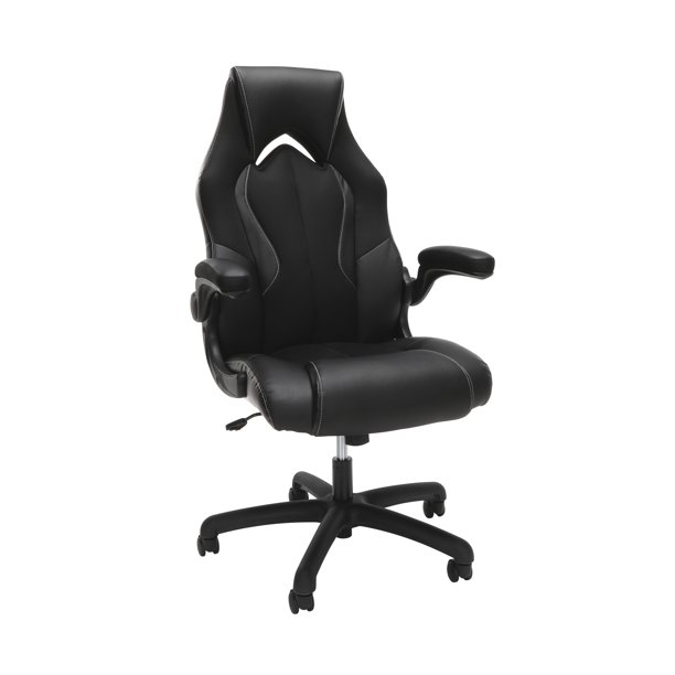 """<h2>OFM High-Back Racing Style Gaming Chair</h2><br><strong>Best For: Non-Gamers Who Want Serious Support</strong><br>If you want gamer-level body support but without the game style, let this mom-approved option serve you — it comes crafted with a high-back, ergonomic racing frame made from durable and padded bonded leather.<br><br><strong>The Hype: </strong>4.5 out of 5 stars and 1,154 reviews on <a href=""""https://www.walmart.com/ip/OFM-Essentials-Collection-High-Back-Racing-Style-Bonded-Leather-Gaming-Chair-in-Black-ESS-3086-BLK/746941627"""" rel=""""nofollow noopener"""" target=""""_blank"""" data-ylk=""""slk:Walmart"""" class=""""link rapid-noclick-resp"""">Walmart</a><br><br><strong>Comfy Butts Say: </strong>""""I really wanted this chair a couple of years ago but did not have a home office that I really needed it for. My oldest son ended up buying it on sale for himself last year and it is still going strong (he uses it a LOT). We ended up getting the same chair for our other kids and my husband and I — since we are now working from home. Plus, with all the color options we each have our own color so nobody can say so-and-so took my chair. (Yes, we have kids! LOL!) As a note, I have severe back problems in my lower back and I can sit in this chair for 8-10 hours a day with no problem. :)""""<br><br><strong>OFM Essentials Collection</strong> High-Back Racing Style Bonded Leather Gaming Chair, $, available at <a href=""""https://go.skimresources.com/?id=30283X879131&url=https%3A%2F%2Fwww.walmart.com%2Fip%2FOFM-Essentials-Collection-High-Back-Racing-Style-Bonded-Leather-Gaming-Chair-in-Black-ESS-3086-BLK%2F746941627"""" rel=""""nofollow noopener"""" target=""""_blank"""" data-ylk=""""slk:Walmart"""" class=""""link rapid-noclick-resp"""">Walmart</a>"""