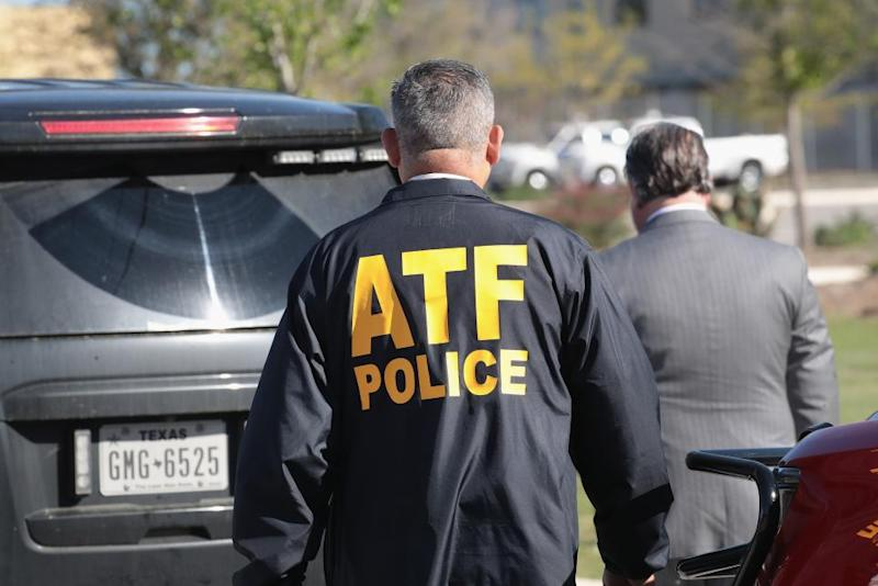 640 pounds of high explosives stolen in Pennsylvania; ATF offers reward