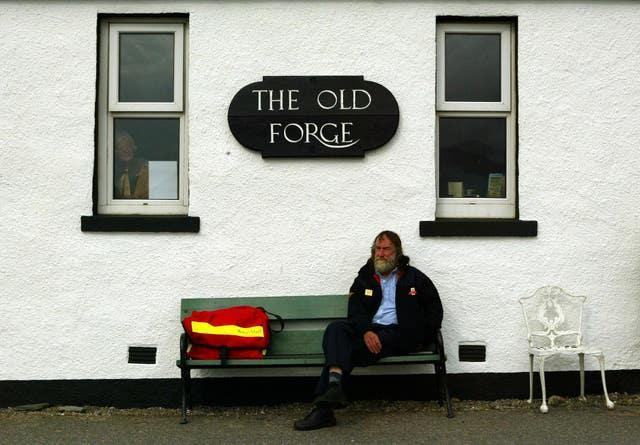 Mainland Britain's Remotest Pub The Old Forge (Maurice McDonald/PA)