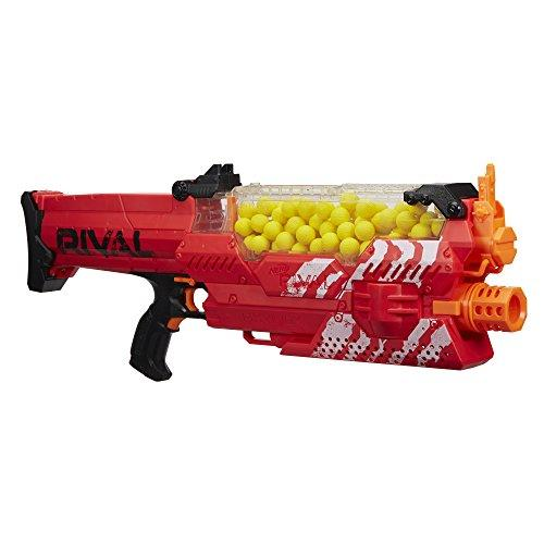 """<p><strong>NERF</strong></p><p>amazon.com</p><p><strong>$69.99</strong></p><p><a href=""""http://www.amazon.com/dp/B01MG5QHC1/?tag=syn-yahoo-20&ascsubtag=%5Bartid%7C10060.g.25585053%5Bsrc%7Cyahoo-us"""" target=""""_blank"""">Buy Now</a></p><p>We love this Nerf gun. <a href=""""https://youtu.be/0RXgYhFdkYc"""" target=""""_blank"""">Seriously</a>. We love the round capacity, so you can keep shooting for longer. And this is a gun built with adults in mind—with its full stock it's more than comfortable in the hands of someone upward of six feet tall. </p><p>Just be careful, this guy fires its foam projectiles at a blistering 70 mph for a full 25 seconds. This gun is SO. MUCH. FUN.</p>"""