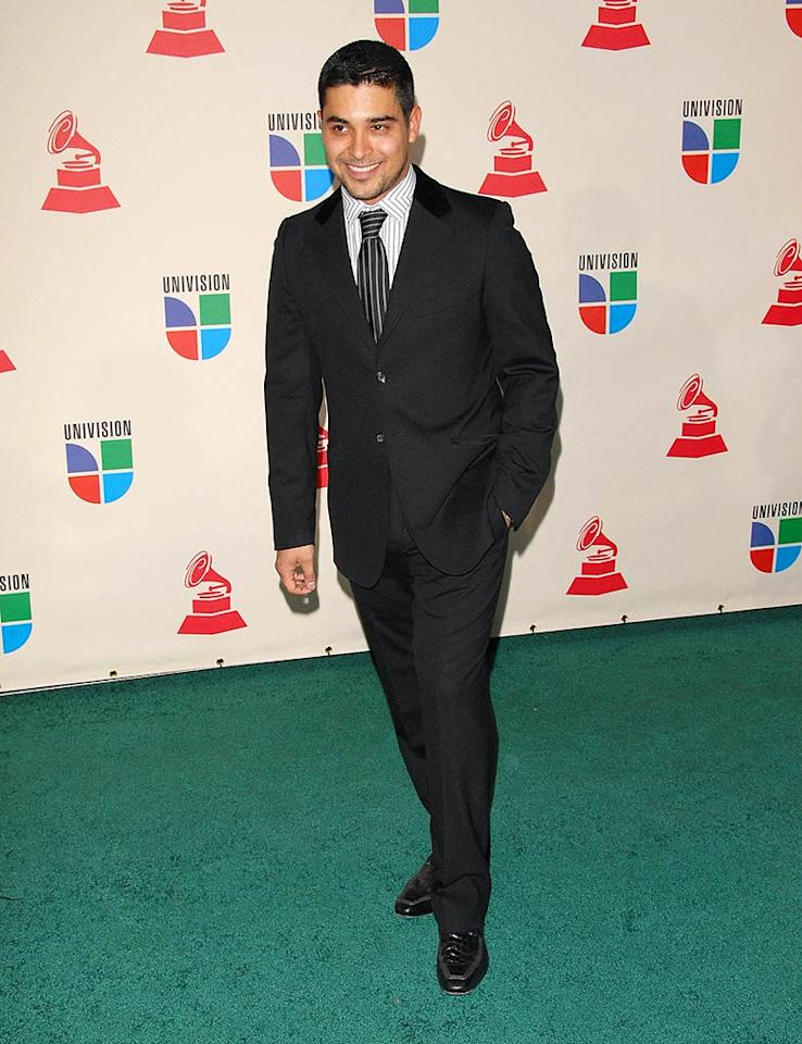 "Why does Wilmer Valderrama still gets invited to huge events like the Latin Grammy Awards? The final episode of ""That '70s Show"" aired well over a year ago. Devan/<a href=""http://www.infdaily.com"" target=""new"">INFDaily.com</a> - November 8, 2007"