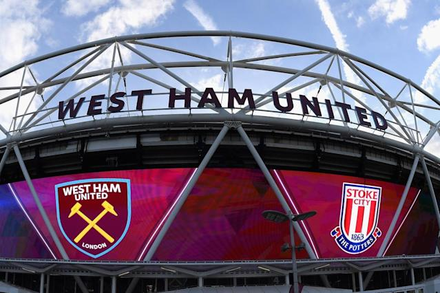 West Ham vs Stoke City LIVE latest score: Premier League 2017-18 goal updates, TV, how to watch online, team news, line-ups at London Stadium