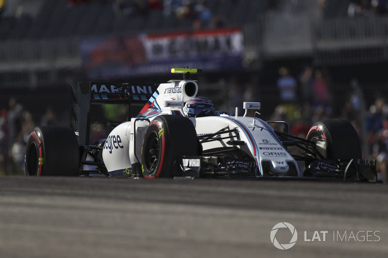 "2016: Williams-Mercedes FW38<span class=""copyright"">Sutton Motorsport Images</span>"