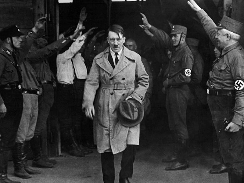 Adolf Hitler was put on the United Nations War Crimes Commission's first list of war criminals in December 1944, but only after extensive debate and formal charges brought by Czechoslovakia: AP