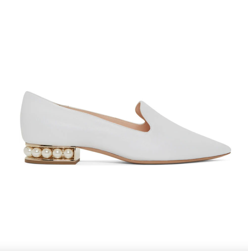 Nicholas Kirkwood 'Casati' Pearl Loafers (Photo via SSENSE)