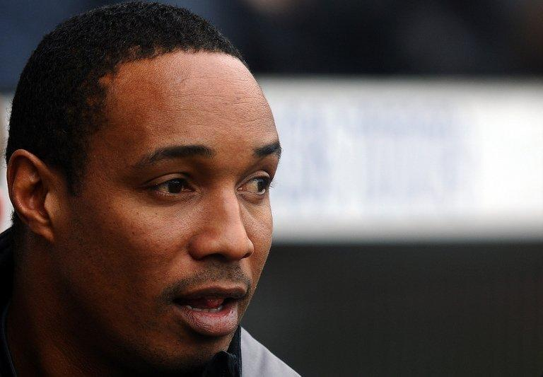 Then Notts County manager Paul Ince arrives at their at Meadow Lane ground in Nottingham on January 30, 2011