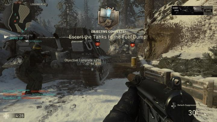 Call of Duty: WWII' War mode tips: How to take objectives and keep them