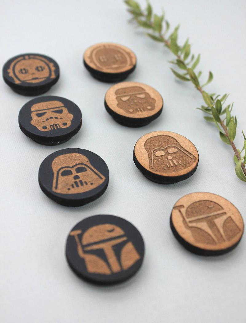 Star Wars Magnets