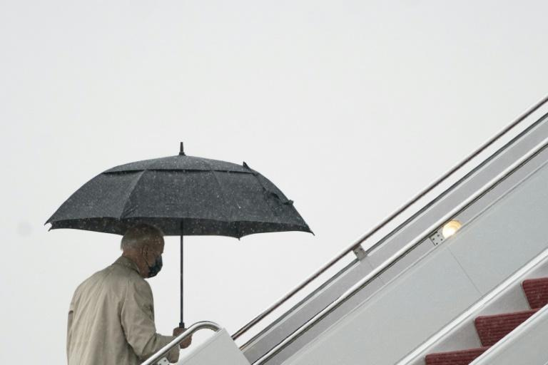 US President Joe Biden will be traveling more to boost support for his spending plans
