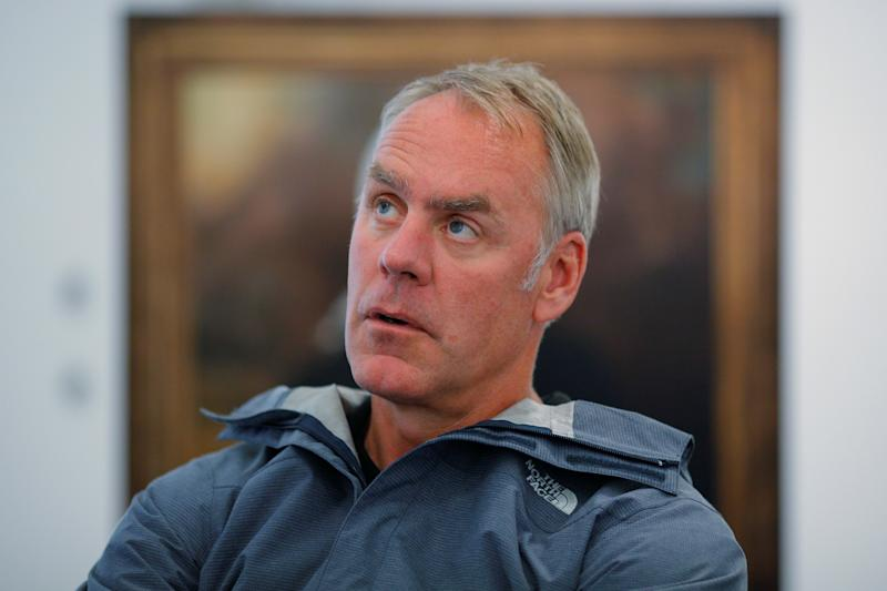 Interior Secretary Ryan Zinke has transformed his agency from a mundane regulatory body into a hotly political actor. (Brian Snyder/Reuters)