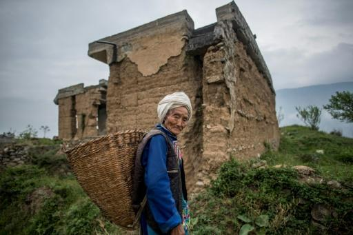 Around 10 percent of China's Qiang population died in the 2008 Sichuan earthquake