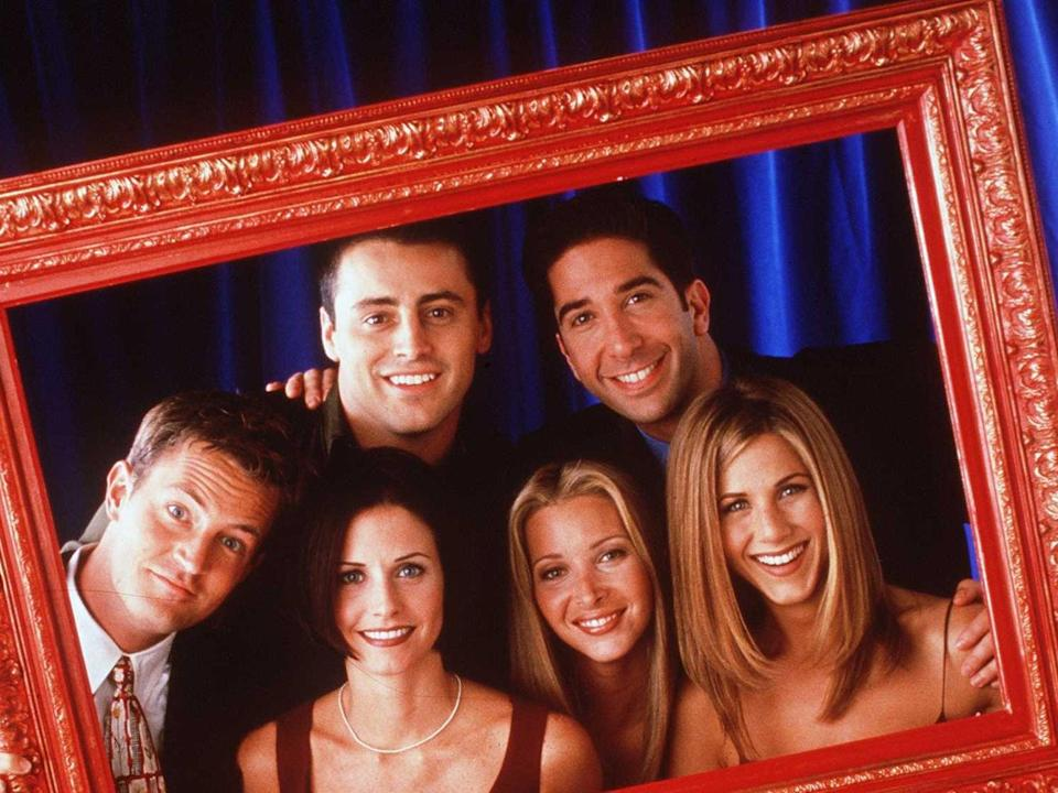 Guests can expect some Friends-related entertainment (Getty Images)