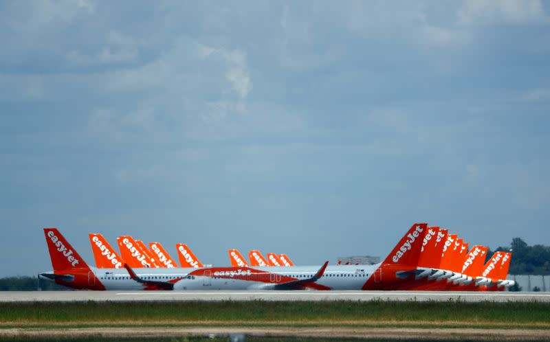 EasyJet and British Airways plan to continue UK-Spain flights