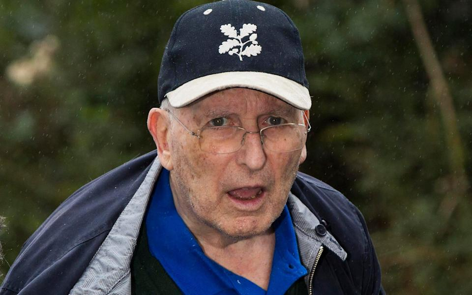 Lord Janner was given a peerage in 1997 - REUTERS