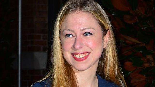 Chelsea Clinton Reopens Door to Politics