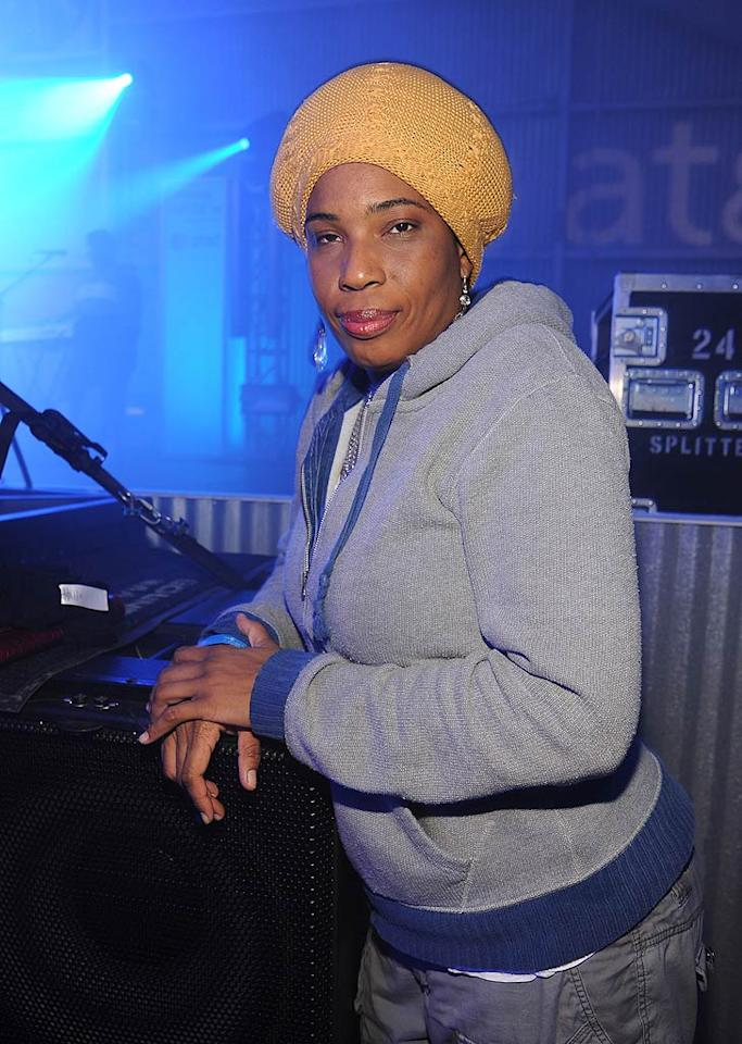 """Musician Macy Gray dressed down for the occasion and later tweeted a half-compliment/half-insult regarding the night's entertainment: """"Nikki Minaj going onstage in 5 min. I'm strangely excited bout dat."""" John Sciulli/<a href=""""http://www.wireimage.com"""" target=""""new"""">WireImage.com</a> - May 12, 2011"""