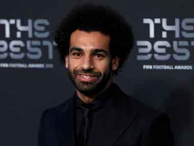Premier League joint top-scorers Mohamed Salah, Pierre-Emerick Aubameyang named in CAF Player of the Year award shortlist