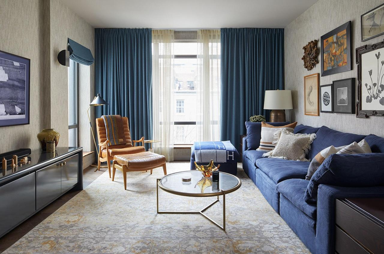 Inside Jesse Tyler Ferguson and Justin Mikita's Sophisticated New York Pied-a-Terre
