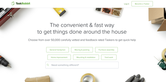 Since It Debuted In 2008 Taskrabbit Has Become Almost Synonymous With The Phrase Gig