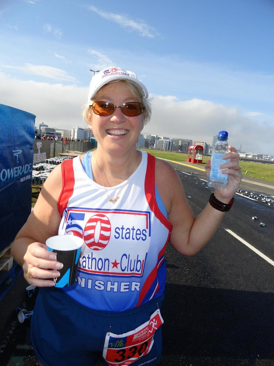 <p>I wish I had known that the most important thing about marathoning is the people I've met. I have had a chance to meet some wonderful people and I wish I could remember all the names and stories. I should have written down more anecdotes and who I ran each race with.</p><p><i>—Paula Boone, 49, Humble, Texas . Founder and membership director of the 50 States Marathon Club, finisher of 316 marathons with a personal record of 3:31:01.</i></p>