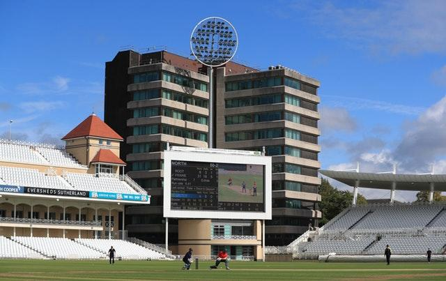 A 100-ball trial match at Trent Bridge, Nottingham (Mike Egerton/PA)