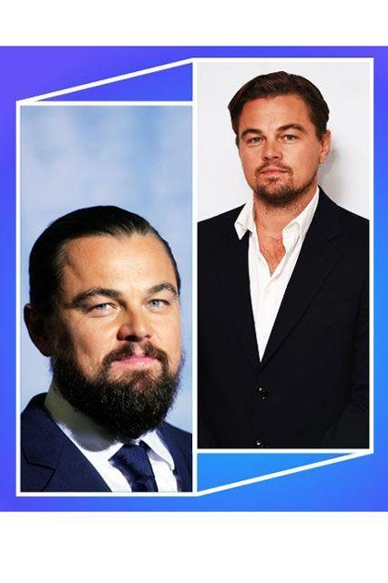 """<p>Though it's true that """"man bun"""" Google searches soared through 2015, this hairstyle actually hit its peak in 2014 — thanks to Leonardo DiCaprio, a man not afraid to sport a bun and massive beard at once. Or, as his scruff continued to grow in weed-like proportions, I began to think that perhaps he was simply a man afraid of the barber. But he<a href=""""http://www.refinery29.com/leonardo-dicaprio-beard-and-man-bun"""">proved me wrong in September</a>, when he chopped off the pony and seriously trimmed said beard, reuniting the world with his baby face — an emotional moment for all of us.<i>PHOTO: DENNIS VAN TINE/GEISLER-FOTOPRES. AND PHOTO: VARIETY/REX SHUTTERSTOCK.</i></p>"""