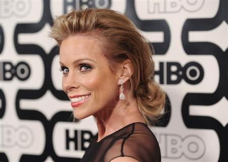 Actress Hines arrives at the HBO after party after the 70th annual Golden Globe Awards in Beverly Hills